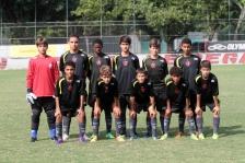 Futebol Sub-13 - Flamengo x Ubaense 30/03/2012