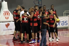 Basquete-Flamengo x Araraquara 31/03/2012