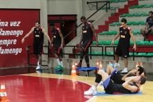 Treino Basquete-14/04/2012