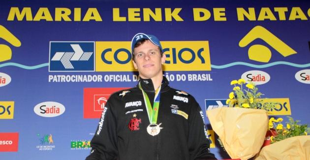 Natação-Campeonato Brasileiro Absoluto-25/04/2012