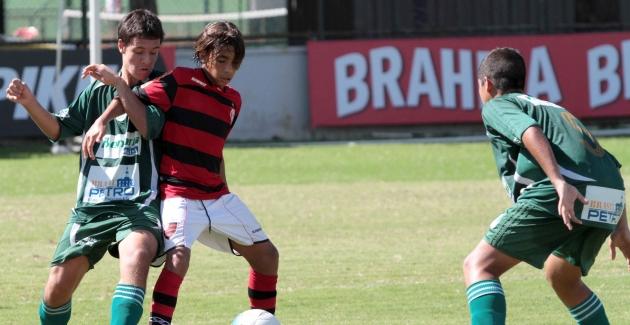 Futebol Sub-15 - Flamengo x Boa Vista 05/05/2012