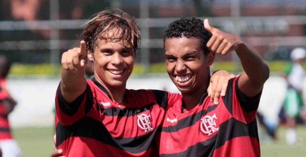 Futebol Sub-17 - Flamengo x Boa Vista 05/05/2012