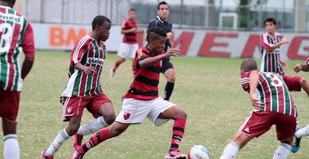 Torneio Guilherme Embry 2012 - Flamengo x Fluminense (08.05)