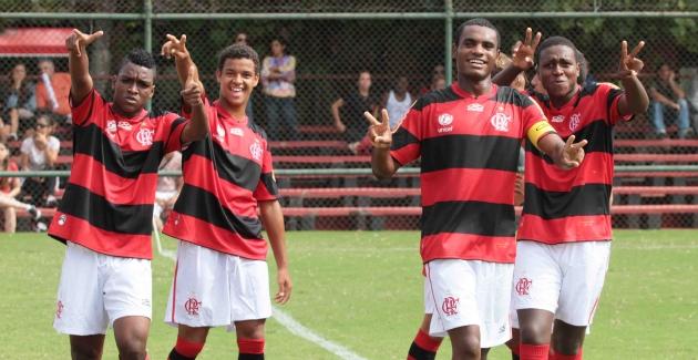 Futebol Sub-17 - Flamengo x Fluminense 19/05/2012