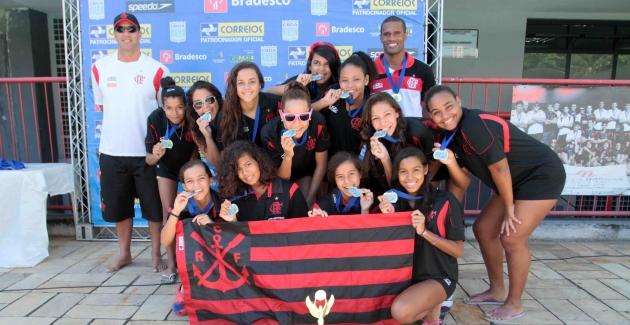 Polo Aquático-Brasileiro Juvenil- Flamengo x Sesi-20/05/2012