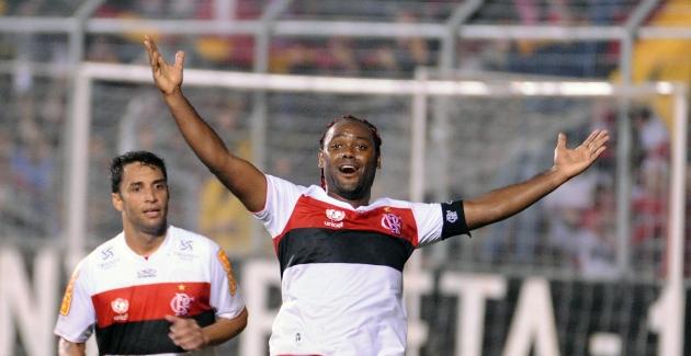 Flamengo x Ponte Preta - Brasileirão 2012 (06.06)