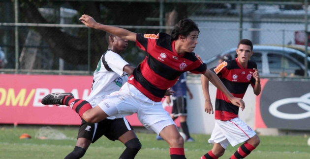 Futebol Sub-17 - Flamengo x Americano 23/06/2012
