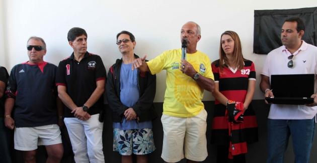 Inauguração da arena maestro Junior-21/07/2012