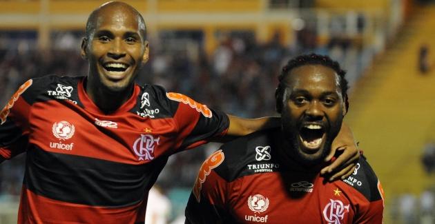 Flamengo x Náutico - 11-08 - Brasileirão 2012