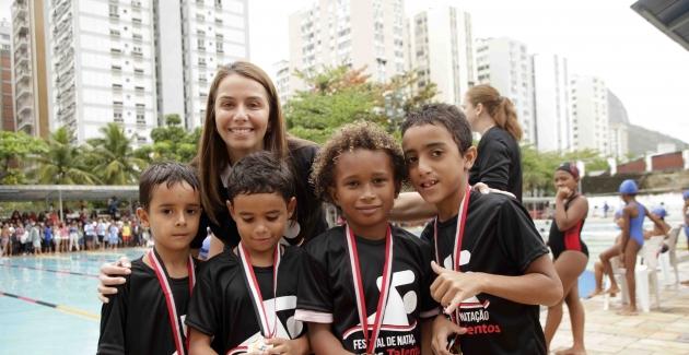 Natação-Festival de Novos Talentos 2012-23/09/2012