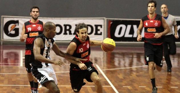 Basquete-Flamengo x Botafogo-16/10/2012