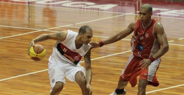 Basquete-Flamengo x Tijuca-19/10/2012