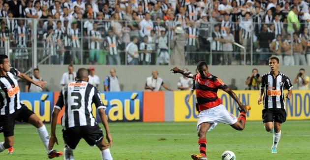 Flamengo x Atlético-MG - Brasileirão 2012 (31-10)