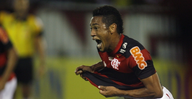 Flamengo X Figueirense 03-04-2012