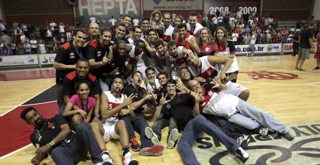 Basquete-Flamengo x Tijuca-07/11/2012