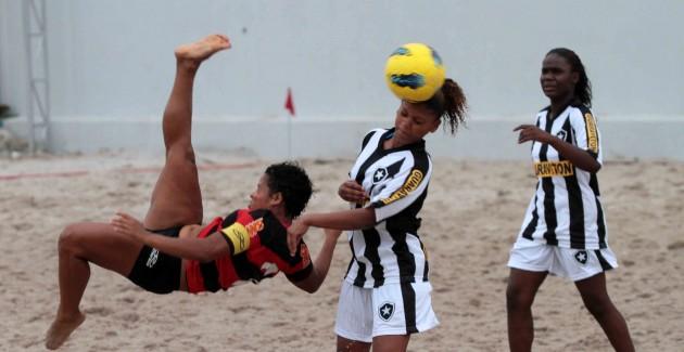 Beach Soccer-Flamengo x Botafogo-14/11/2012