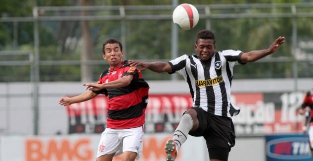 Futebol Juniores-Flamengo x Botafogo-17/11/2012