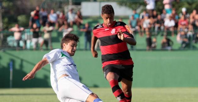 Futebol Sub17 – Flamengo x Artsul ( 22-11-2012 )