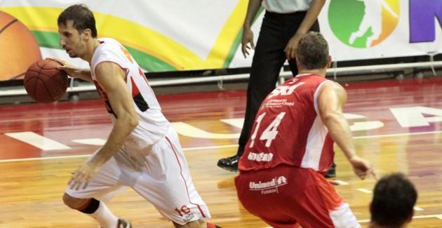 Basquete-Flamengo x Ceará-15-12-2012