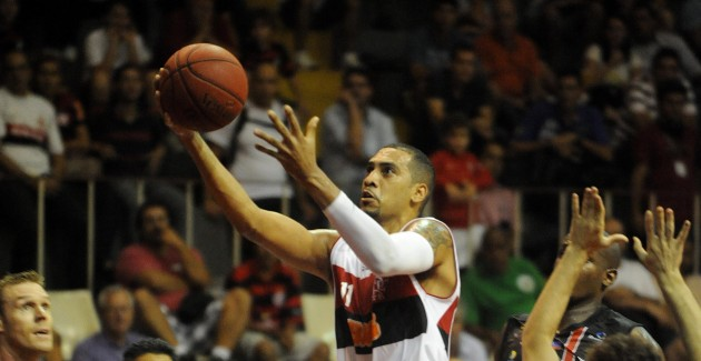 Flamengo X Joinville -10-01- NBB 2013