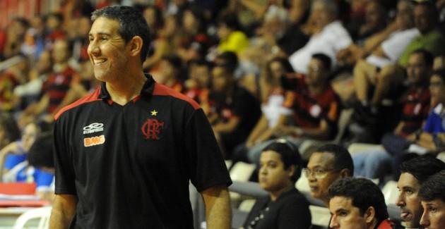 Flamengo X São José- 14-01 NBB 2013