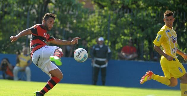 Flamengo X Madureira -23-01 Carioca 2013