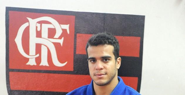 Judoca Mauro Moura - 22-01-2013