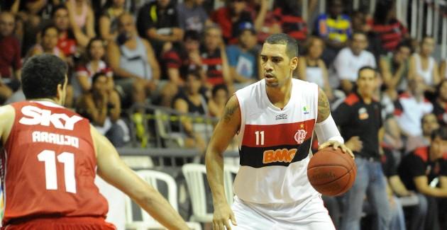 Flamengo X Pinheiros - 26-01- NBB 2013