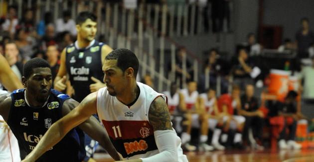 Flamengo X Minas -  02-02-NBB 2013