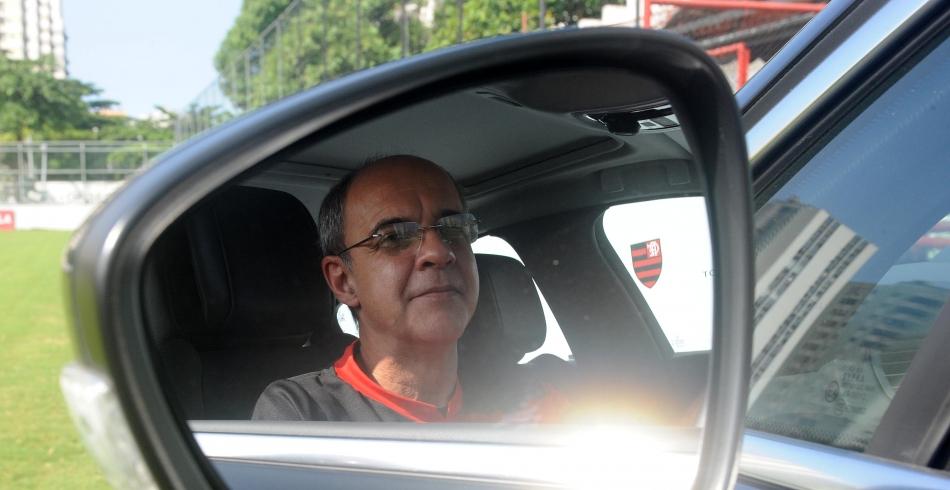 Peugeot entrega carro para o Flamengo - 19-04-2013