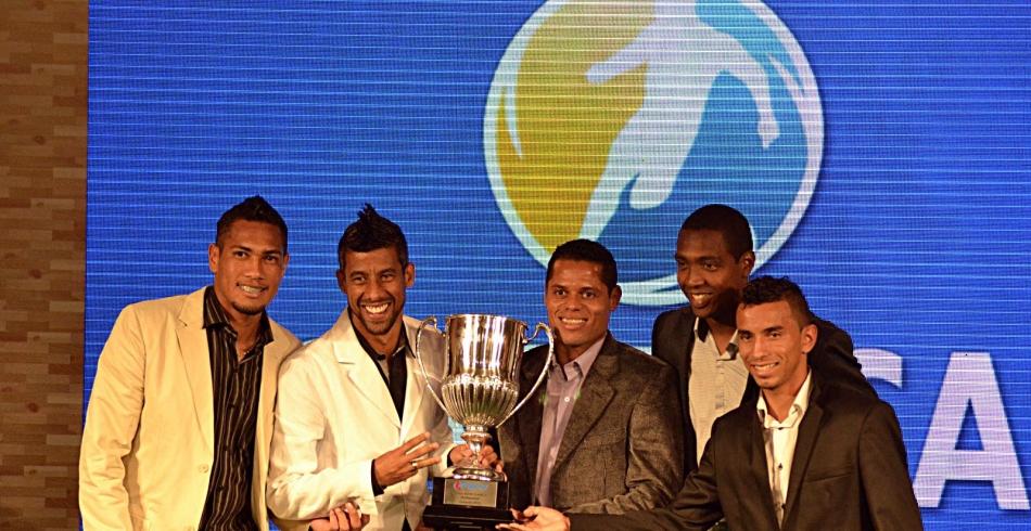 Premiação Carioca 2013 – 21-05-2013