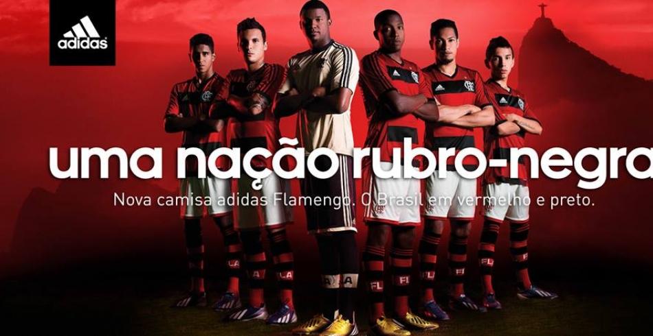 Adidas apresenta a nova camisa do Flamengo - 23-05-2013