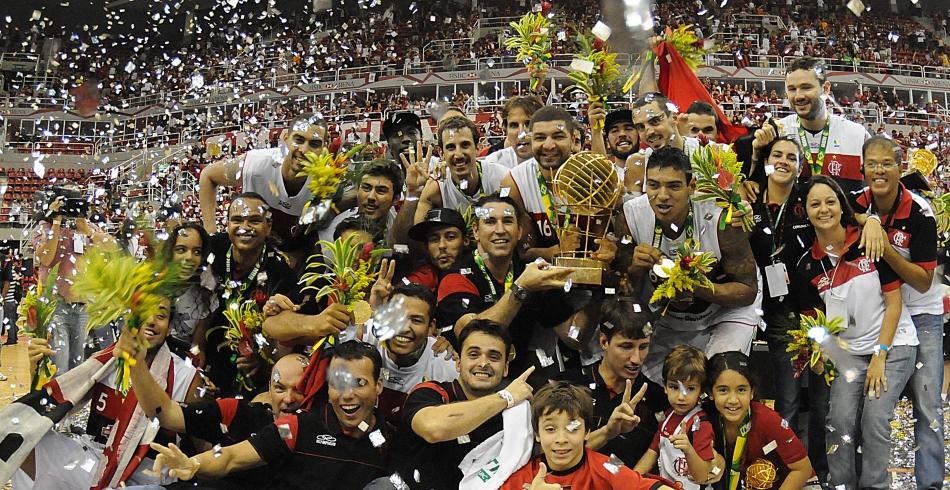 Flamengo x Uberlândia - Final do NBB 2013 - 01-06