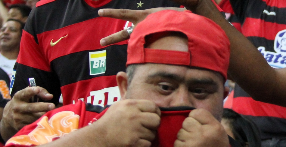 Flamengo x Coritiba no Mané Garrincha - 6.07