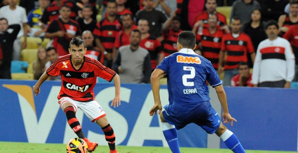 Flamengo X Cruzeiro - 28-08 Copa do Brasil 2013