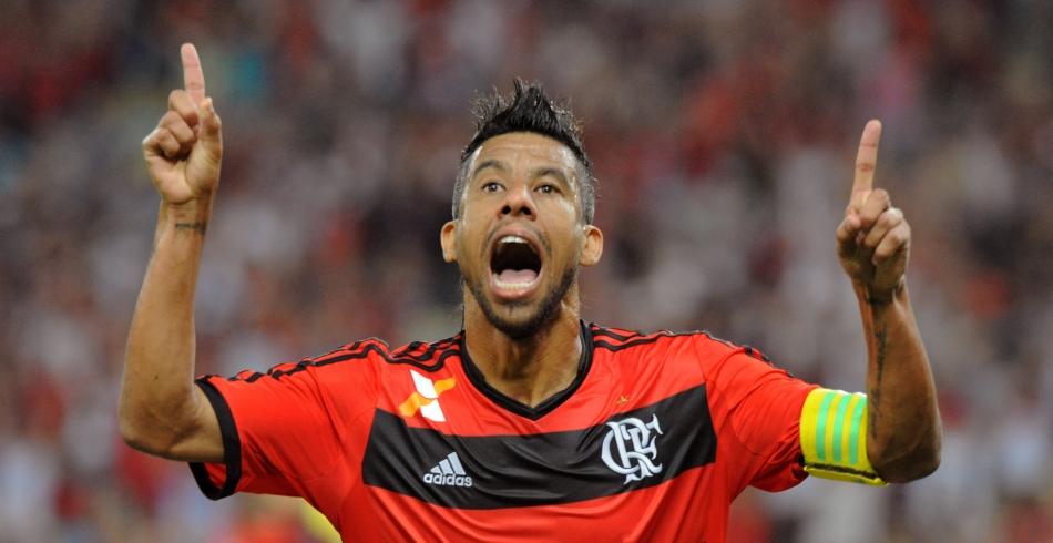 Flamengon X Santos - 12-09 Brasileiro 2013