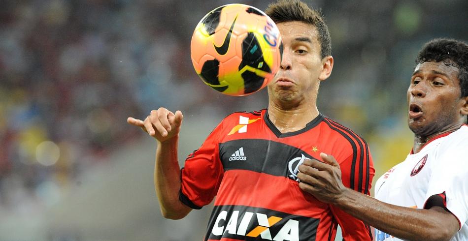 Flamengo X Atlético-PR - 19-09 - Brasileiro 2013