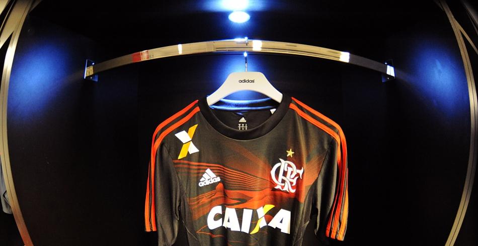 Fotos dos Bastidores: De uniforme novo, Flamengo bate o Bahia – 16-10-2013