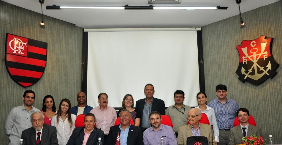 X Fórum de Medicina do Futebol do Flamengo - 26-10-2013