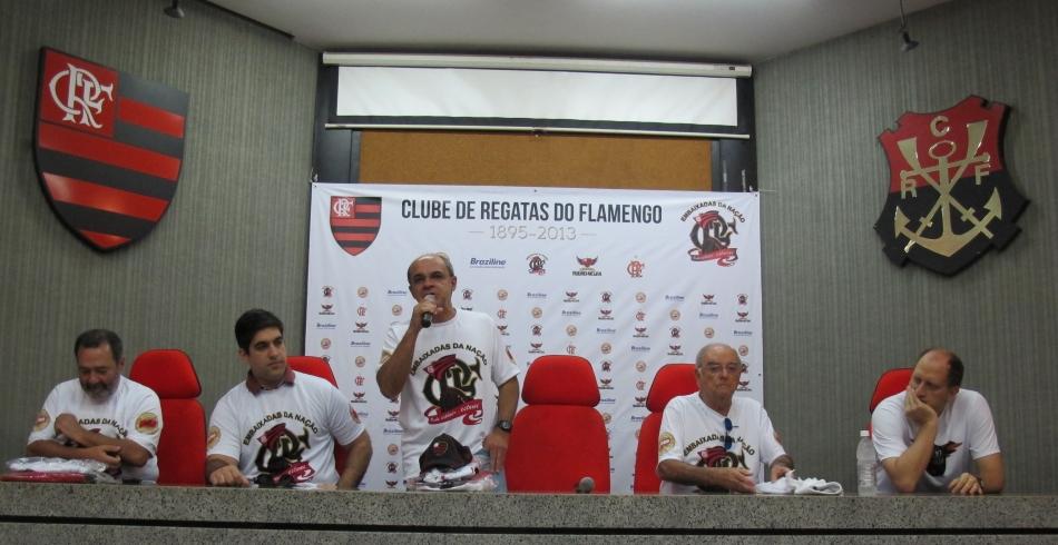 IV Encontro das Embaixadas do Flamengo