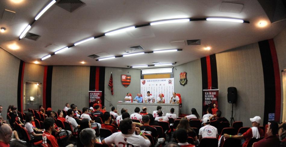 4º Encontro das Embaixadas do Flamengo - 02-11-2013