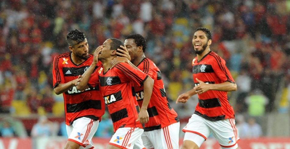 Flamengo X Goiás - 06-11 Copa do Brasil - 2013