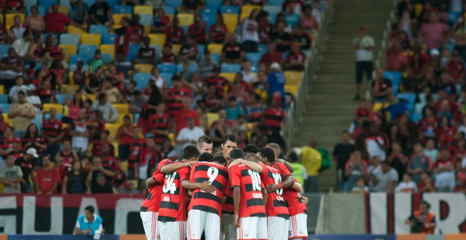 Flamengo X Goiás 09-11- Brasileiro 2013