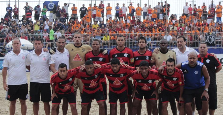 Flamengo x Corinthians - Final Do Beach Soccer - 17-11-2013