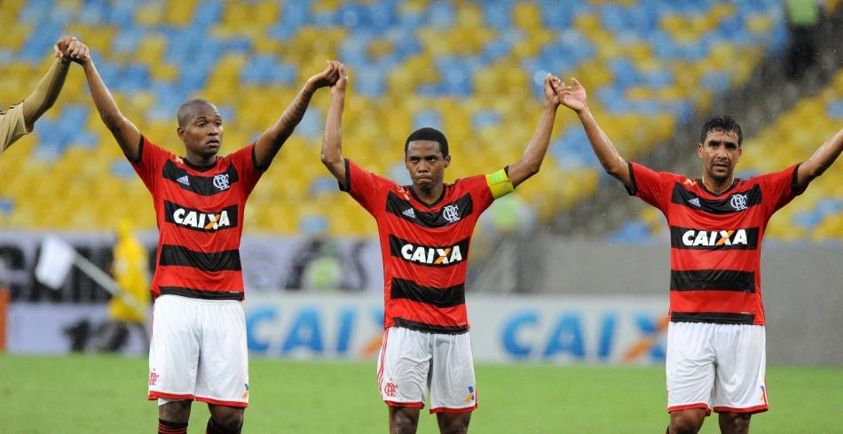 Flamengo x Corinthians -24-11- Brasileiro - 2013