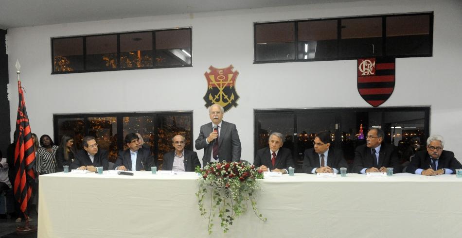 Reunião Solene do Conselho Deliberativo - 26-11-2013
