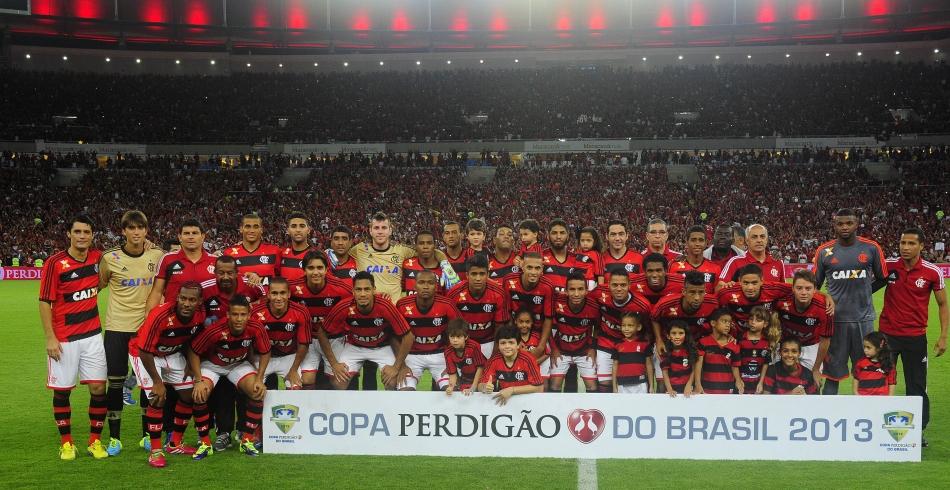 Flamengo X Atlético PR - Final Copa do Brasil - 27-11-2013