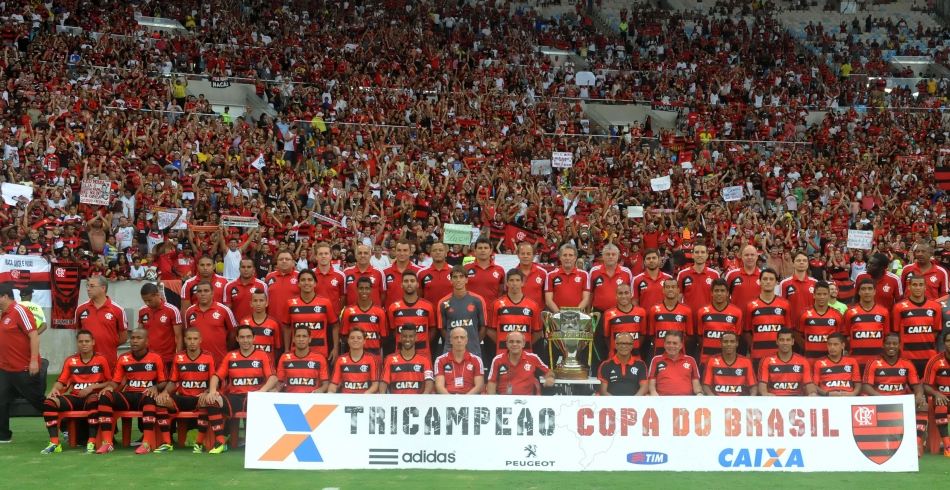Flamengo X Cruzeiro - 07-12- Brasileiro 2013