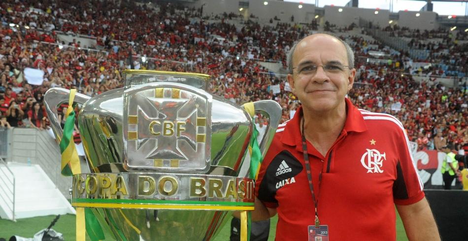 Tricampeão da Copa do Brasil - 2013