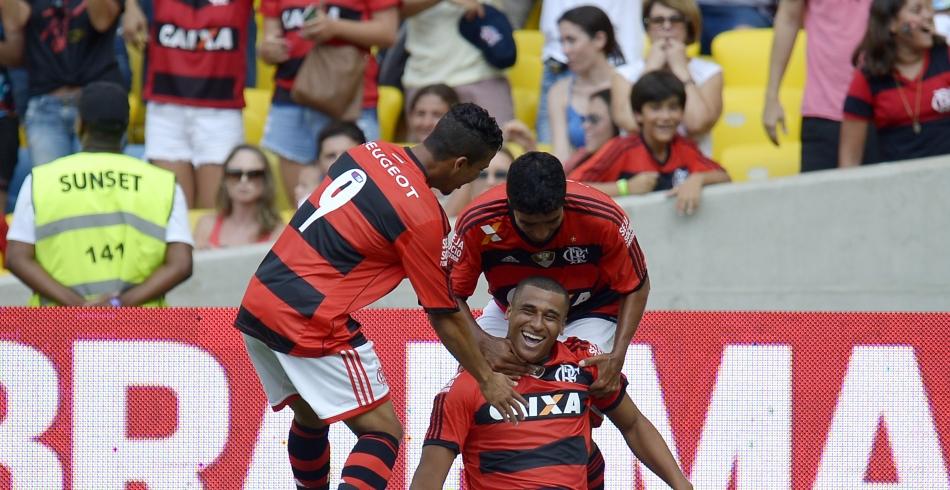 Flamengo x Audax - 19-01 - Estadual - 2014